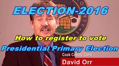 How to register to vote   Presidential Primary Election Reaction ||My React Video World