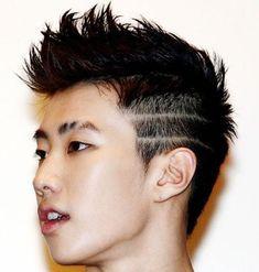 Best Short Haircuts for Men - Haircuts Ideen Modern Short Hairstyles, Mens Hairstyles Fade, Best Short Haircuts, Popular Haircuts, Hairstyles Haircuts, Haircuts For Men, Cool Hairstyles, Asian Hairstyles, Asian Man Haircut