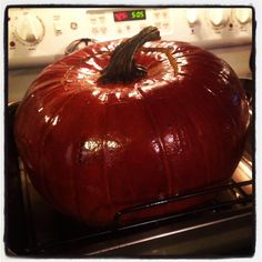 I get requests for this every year- so HERE IT IS! Connie's Stuffed Pumpkin Recipe! It's a yearly tr