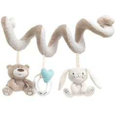 Baby Stroller And Bed Hanging Rattle