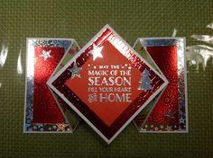 Christmas Bonbon Card