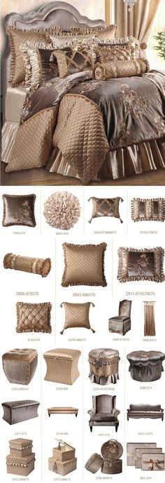 Jennifer Taylor Collection - 8 Patterns On Sale Now! at LuxuryBedding.com