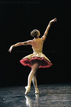 photographie Frédérique Calloch danseuse opéra de Paris