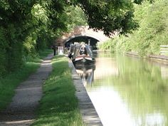 Mooring for the night at Long Itchington: nb Black Bess: Hatton and Lapworth lock flights