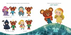 Joey Chou - B Bear and Lolly Off to School (2014) Here are...