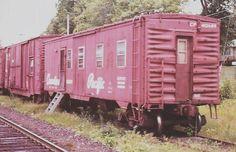 CP Service train Carleton Place fb photo. Carleton Place, Canadian Pacific Railway, Work Train, Rail Car, Old Trains, Rolling Stock, Auto Service, Model Trains, Railroad Tracks