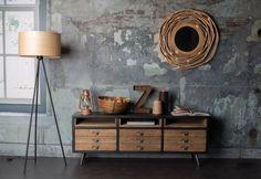 Sideboards - SOL Sideboard - ein Designerstück von chillout-lounge-design bei…