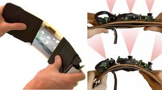 Flexible OLED Camera