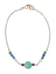 Bracelet Lady Peacock vert, #bijoux #coffretabijoux #creation #inspiration #paon #jewel #bracelet #peacock #vert #green #or #gold #agate