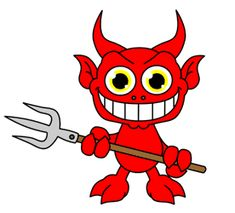 How to Draw a Cartoon Devil - How to Draw Cartoons Smileys, Naughty Emoji, Cartoon Online, Monster Drawing, 7 Deadly Sins, Inca, Drawing For Kids, Drawing Stuff, Drawing Lessons
