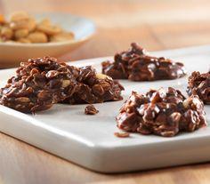 No-Bake Cocoa Oatmeal Treats from QuakerOats.ca