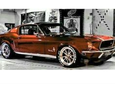 Gorgeous #Mustang Love the color!