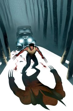 Marvel Comics: Savage Wolverine by Richard Isanove Marvel Wolverine, Marvel Dc Comics, Hq Marvel, Marvel Now, Logan Wolverine, Comic Book Characters, Comic Book Heroes, Marvel Characters, Comic Character