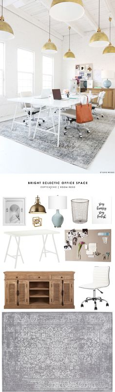 Studio McGee office gets recreated for less by Copy Cat Chic luxe living for less budget home decor and designs Room Redos on a budget look for less http://www.copycatchic.com/2017/01/copy-cat-chic-room-redo-bright-eclectic-office-space.html?utm_campaign=coschedule&utm_source=pinterest&utm_medium=Copy%20Cat%20Chic&utm_content=Copy%20Cat%20Chic%20Room%20Redo%20%7C%20Bright%20Eclectic%20Office%20Space