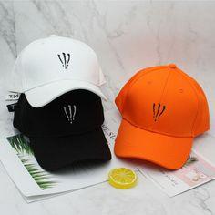 best sneakers c402d 5d8be Baseball hat Embroidery Baseball cap black snapback hat black hip hop hat  caps  fashion