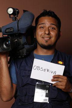 Observe, Bryan Rodríguez, Televisa, Comunicólogo, San Nicolás, México.