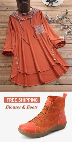 Upgrade your wardrobe and try new styles this year. Girls Fashion Clothes, Girl Fashion, Fashion Dresses, Clothes For Women, Stylish Tops, Stylish Dresses, Designs For Dresses, Dress Neck Designs, Trendy Fashion