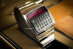 Retro-Smartwatch HP-01