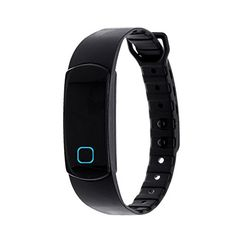 Zunammy Wireless Waterproof Activity Fitness Tracker Watch  Black See More Colors ** See this great product.