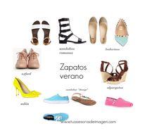 zapatos de verano, summer shoes and sandals