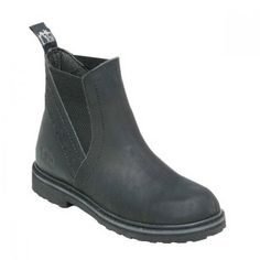 View our Harry Hall Recife Waxy Leather Jodhpur Boot Black from our extensive womens footwear collection, covering you for every riding occasion - whether thatÕs out for a muddy hack, or taking part in a top competition Horse Riding Boots, Women's Equestrian, Country Boots, Jodhpur, Black Boots, Chelsea Boots, Footwear, Lady, Leather