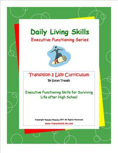 Daily Living Skills by Susan Traugh