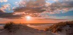 Harlech beach looking towards the Llŷn Peninsula by Chris Wain on 500px