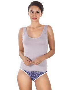 Shyle Women Grey Camisole