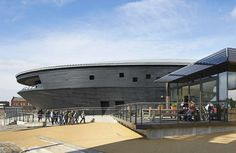 Mary Rose Museum opens 31 May 2013  Award-winning architects bring the Mary Rose back to life and create a new centrepiece for Portsmouth's Historic Dockyard...