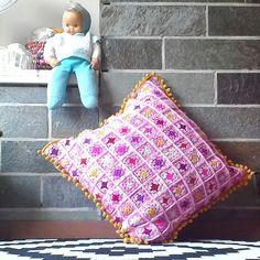 DIY - eenvoudig grannypatroon / basic granny pattern