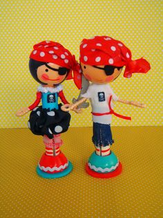 Clothespin Doll Pirates