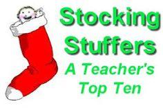 Stocking Stuffers for Young Children: A Teacher's Top Ten List