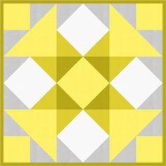 """= free pattern =  Highlight quilt, 50 x 50"""", at Robert Kaufman Fabrics - June 2016"""