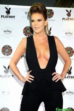 Aline Hernandez Presentación Revista Playboy x51 MQ | FamosasMex