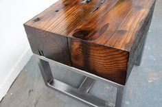 New Railway Sleeper Coffee Tables — TIM WEBBER DESIGN