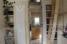 Lydia Holden's tiny house