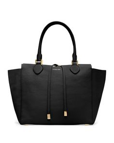 Michael Kors Large Miranda Pebbled Tote. $1,195