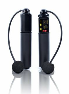 Amazon.com: Black Digital Cordless Jumping Rope: Office Products