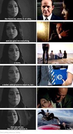 When you thought this was going to be your favorite scene and then the episode ends.... (Spoiler... uh but seriously avoid my SHIELD page...) with Fitzsimmons wedding!!!