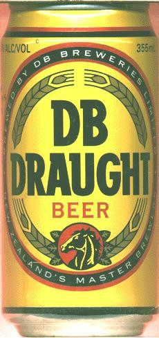 DB Draught Beer Draught Beer, Beers Of The World, Beer Cans, Beer Label, Canning, Meat, Drinks, Food, Tin Cans