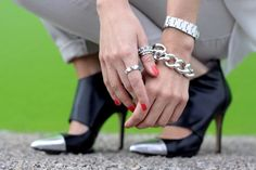 Style by Tyra rings @ Bartabac blog