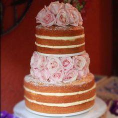naked cake coco pistache recipe