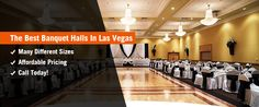Banquet Halls In Las Vegas | Rated #1 In The Valley!