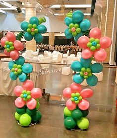 Balloon Columns, Balloon Garland, Balloon Arch, Balloon Ideas, Luau Birthday, 1st Birthday Girls, Birthday Parties, 1st Birthday Girl Decorations, Ballon Decorations