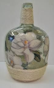 garrafas cristal decoradas