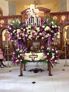 Great Lent, Holy Week, and Pascha | Holy Week and Pascha in Pictures | Featured Parish: Saint Thomas Greek Orthodox Church, Cherry Hill, NJ
