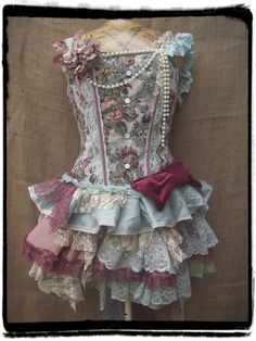 Regal #Rose #Dress by NaturallyBohemian on Etsy, £170.00 #floral #romantic