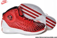 Buy Adidas AdiZero Derrick Rose 3.5 Varsity RedWhite Basketball 2013 Shoes Your Best Choice