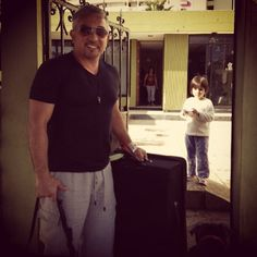 I love Cesar Milan and junior the pit bull. R.i.p daddy.