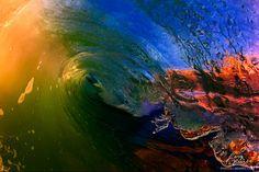 sunset surf | Tumblr